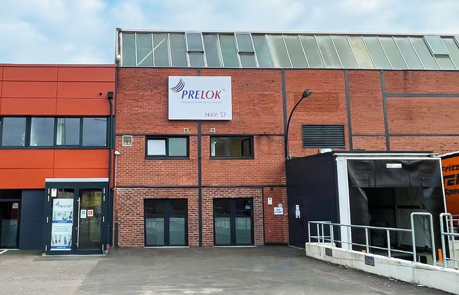 Firmengebäude Prelok GmbH